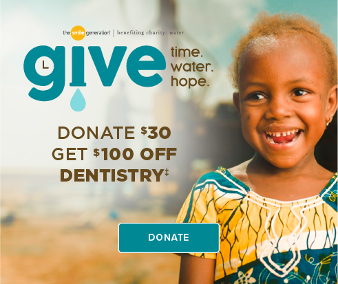 Donate $30, Get $100 Off Dentistry - Springfield Dental Group